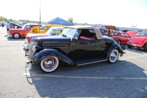 BCHRA hot rod show