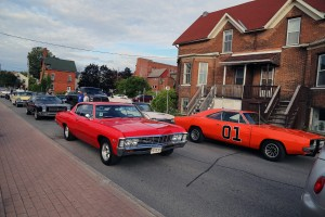 Brockville Automotion Car Show 2017