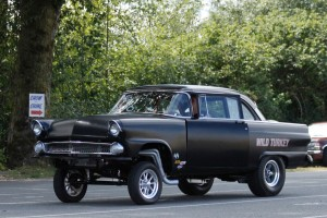 GASSER GET DOWN 56 FORD