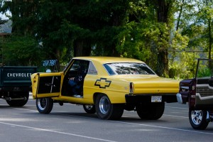 GASSER GETDOWN CHEVY II