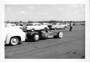 VINTAGE DRAGS ROADSTER HEMI