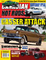 Canadian Hod Rod Magazine January February 2015 - Volume 10, Issue 03
